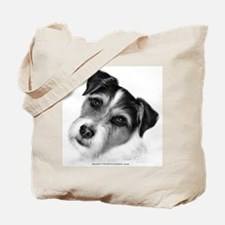 Jack (Parson) Russell Terrier Tote Bag