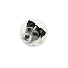Jack (Parson) Russell Terrier Mini Button (10 pack