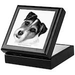 Jack (Parson) Russell Terrier Keepsake Box