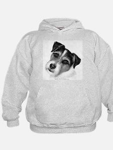 Jack (Parson) Russell Terrier Hoodie