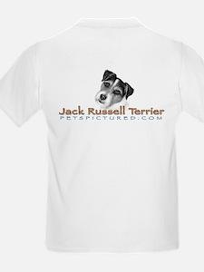 Jack (Parson) Russell Terrier Kids T-Shirt