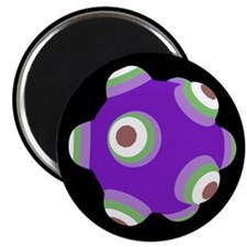 Psycho Purple KATAMARI BALL Magnet
