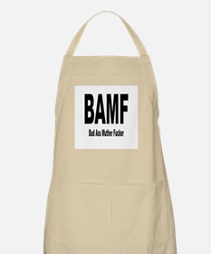 BAMF - Bad Ass Muther Fucker BBQ Apron