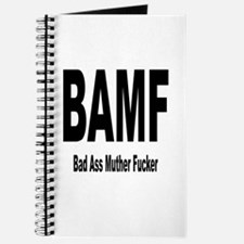 BAMF - Bad Ass Muther Fucker Journal