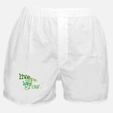 Four Letter Word Boxer Shorts