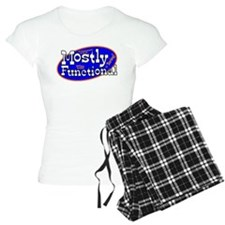 Womens Mostly Functional pajamas