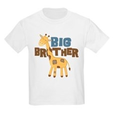Big Bro Giraffe T-Shirt