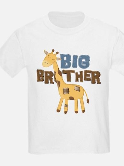 Big Bro Giraffe T-Shirt