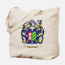 Bianchi Coat of Arms Tote Bag