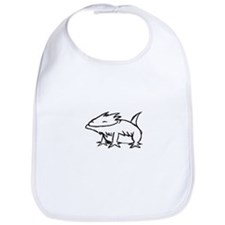 Groucho the Bearded Dragon Bib