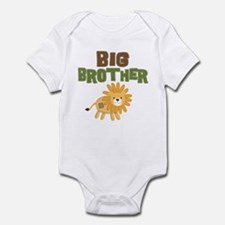 Big Bro Lion Body Suit