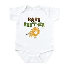 Baby Bro Lion Body Suit