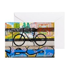 David Walker Greeting Card