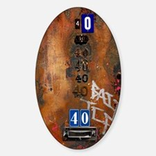 I think they mean number 40 Sticker (Oval)