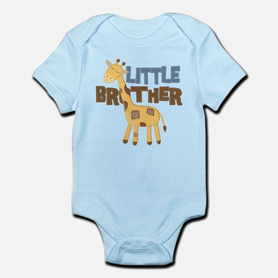Little Bro Giraffe Body Suit