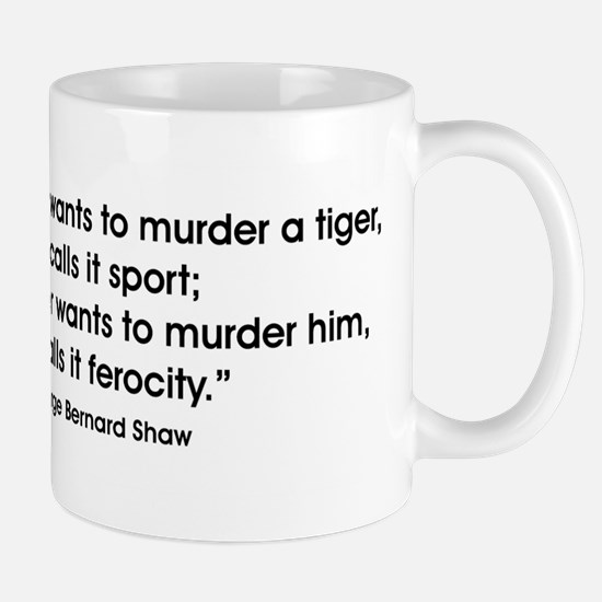 when a man... Mug