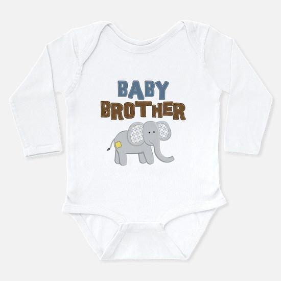 Baby Bro Elephant Body Suit