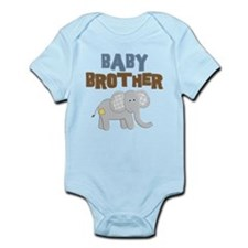 Baby Bro Elephant Body Suit