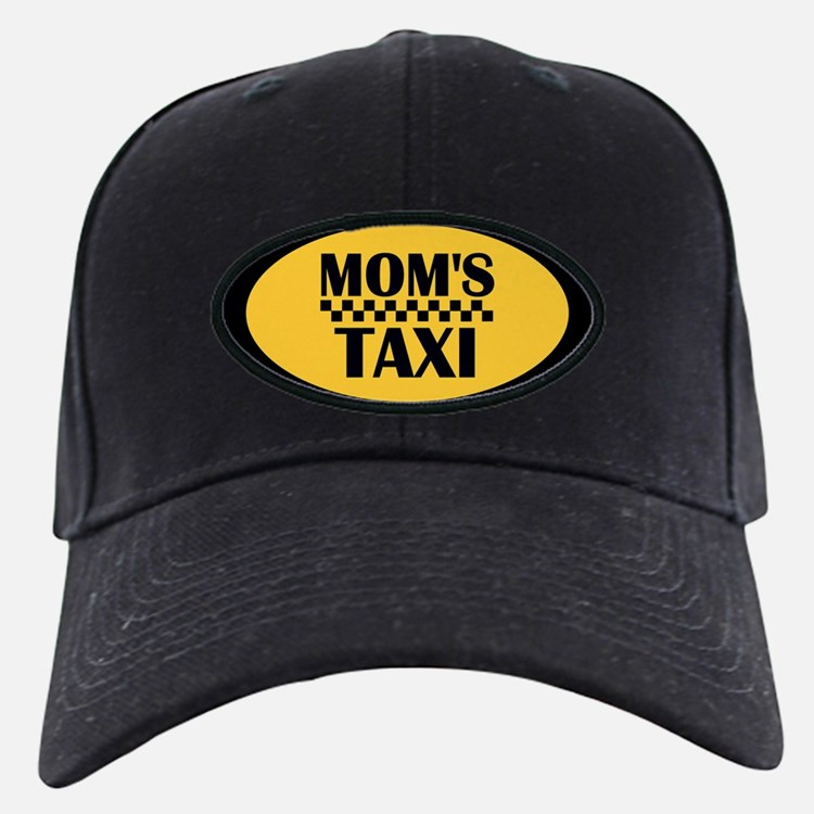 Mom's Taxi Baseball Hat