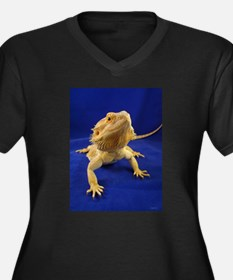 Bearded Dragon Plus Size T-Shirt