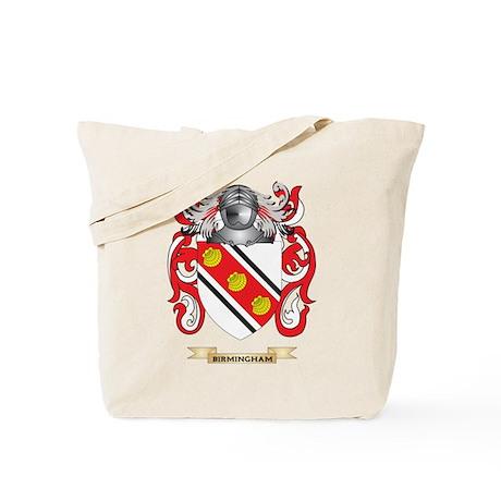 Birmingham Coat of Arms Tote Bag