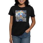 Writers' Party Women's Dark T-Shirt