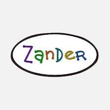 Zander Play Clay Patch