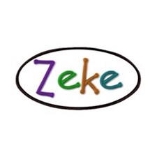 Zeke Play Clay Patch