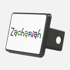 Zachariah Play Clay Hitch Cover