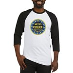 Nashville Police Baseball Jersey