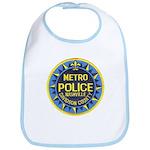 Nashville Police Bib