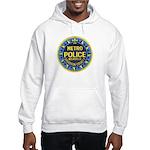 Nashville Police Hooded Sweatshirt