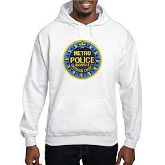 Nashville Police Hoodie