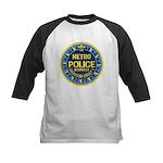 Nashville Police Kids Baseball Jersey