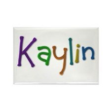 Kaylin Play Clay Rectangle Magnet