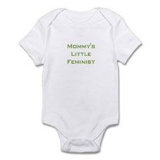 Mommy's Little Feminist Onesie