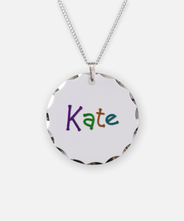 Kate Play Clay Necklace