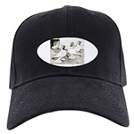 Moorhead Tumbler Pigeons Black Cap