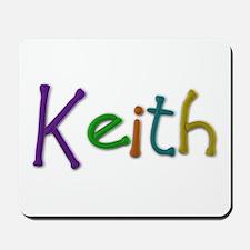 Keith Play Clay Mousepad