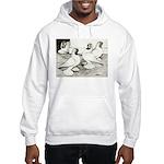Moorhead Tumbler Pigeons Hooded Sweatshirt
