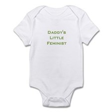 Daddy's Little Feminist Onesie