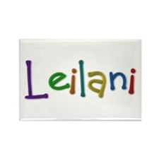Leilani Play Clay Rectangle Magnet