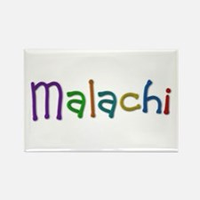 Malachi Play Clay Rectangle Magnet