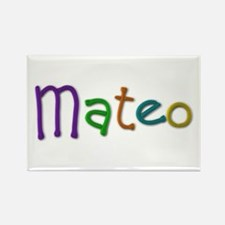 Mateo Play Clay Rectangle Magnet