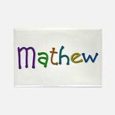 Mathew Play Clay Rectangle Magnet