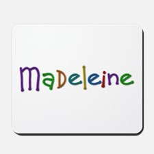 Madeleine Play Clay Mousepad
