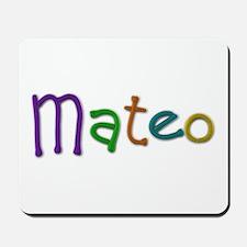 Mateo Play Clay Mousepad