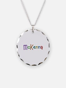 McKenna Play Clay Necklace