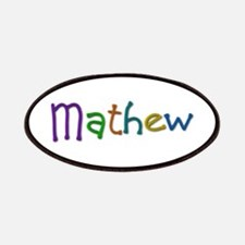 Mathew Play Clay Patch