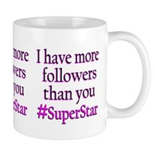 SUPER STAR TWEET Mug